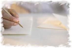 Напишите себе письмо