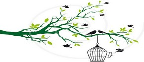 Чтобы птицы не склевали урожай