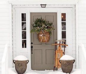Секретные свойства входной двери