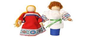 Кукла — оберег от порчи и счастливый талисман