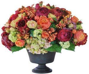 Искусственные цветы дома