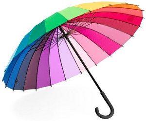 Зонтик — защитный оберег