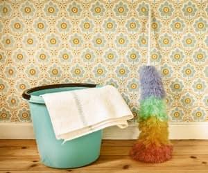 как почистить обои