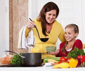 Как сохранить в супе витамины